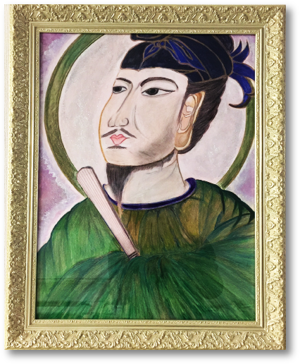 森中めぐみ先生 タヒチフラの女神様&金龍